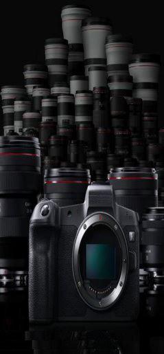 显示在照相机种类里的商品